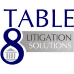 Table 8 Litigation Solutions